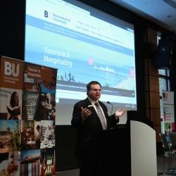 Buhalis at BU Fusion conference