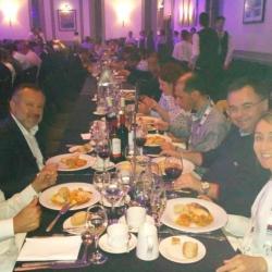 EMAC Dinner Strathclyde 2018