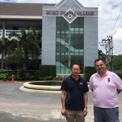 Buhalis Dusit Thani College Pattaya